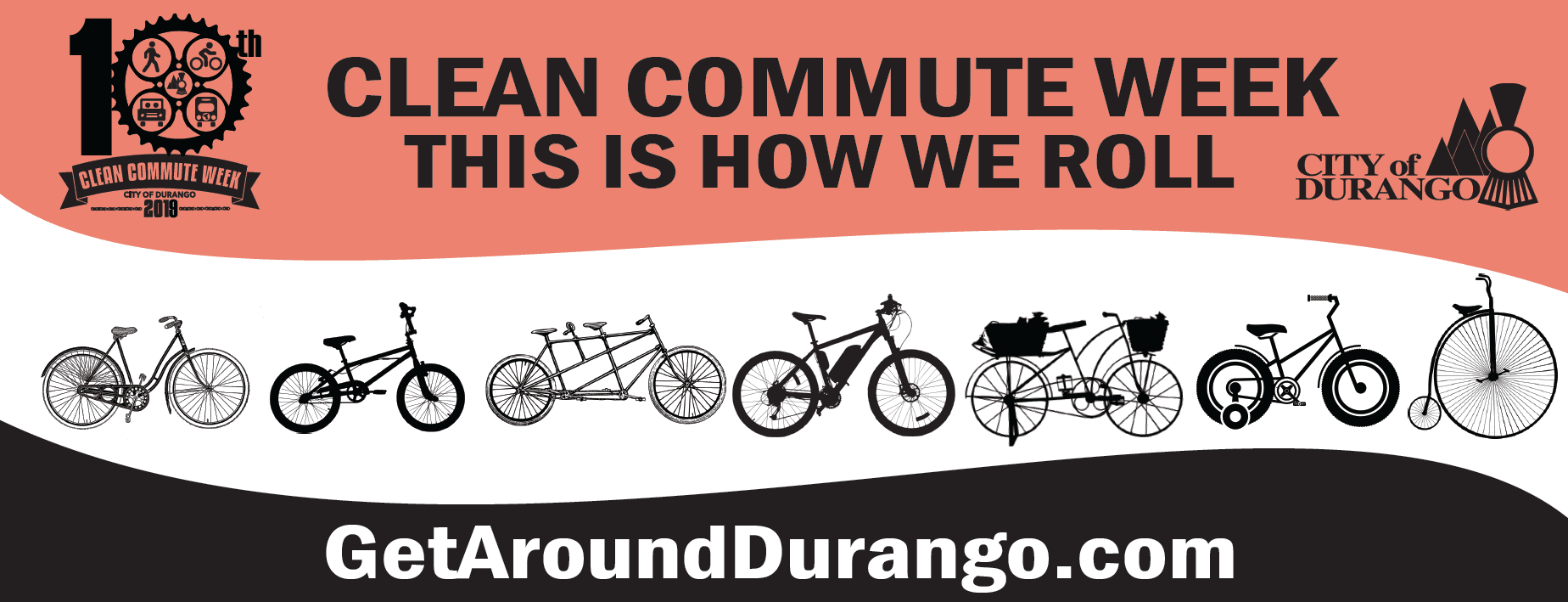 Clean Commute Banner 2019