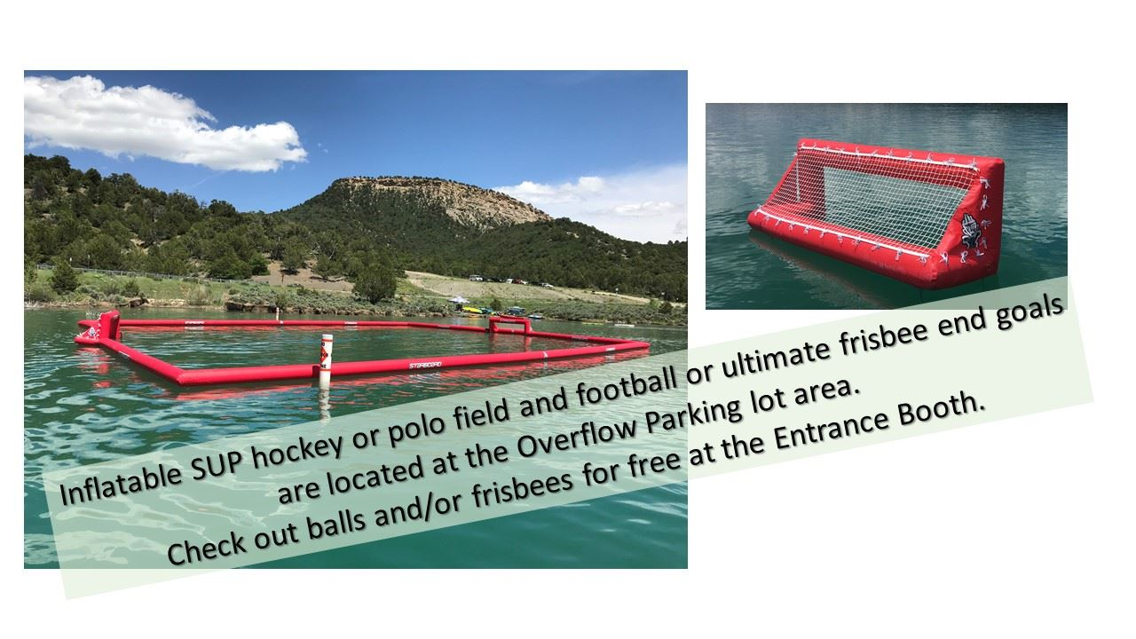 Inflatable fields