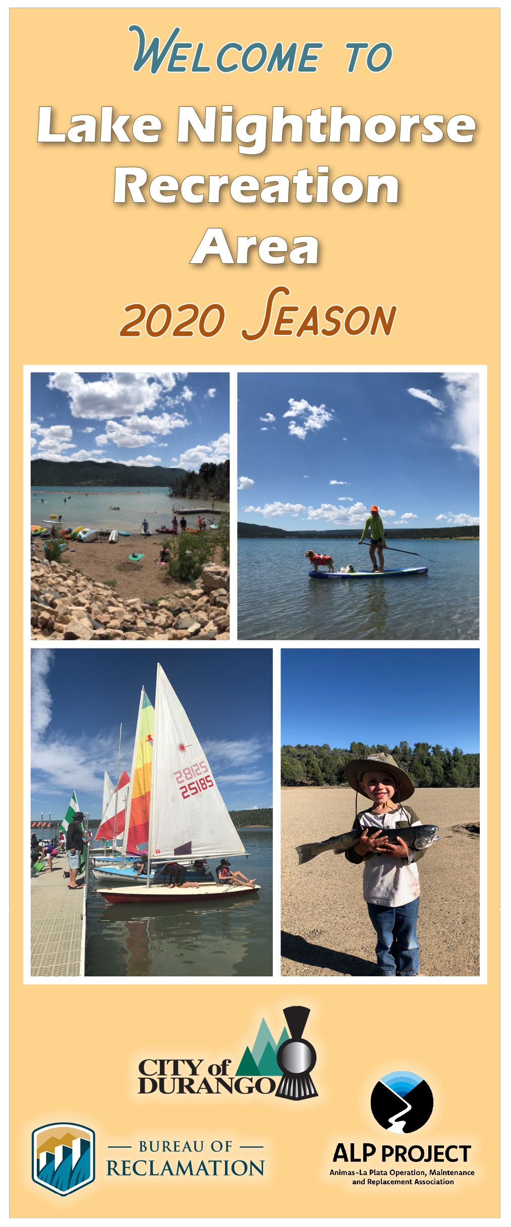 Lake Nighthorse Tri-Fold Brochure 8.7.2020